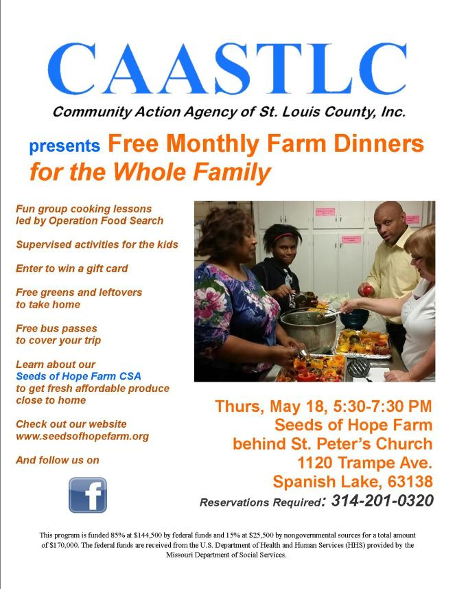 May 2017 farm dinner flyer