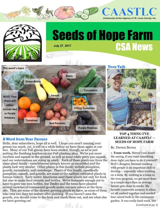 10_CSA Newsletter 07.27.2017 pg 1