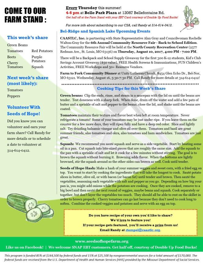 10_CSA Newsletter 07.27.2017 pg 2