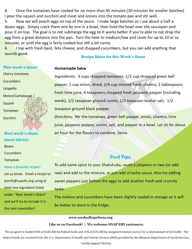 Week 10 7.26 2018 CSA Newsletter pg2