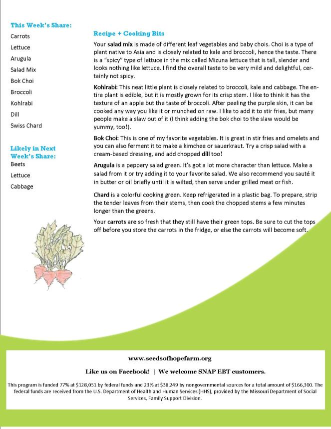 Newsletter 13 June 2019 Final pg 2